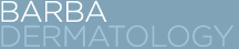 Barba Dermatology logo