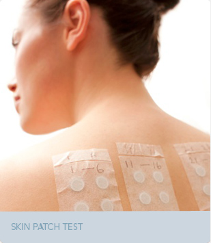 Patch Testing for Skin Rashes
